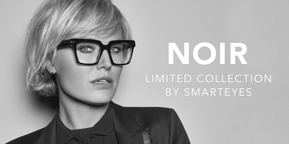 Noir Limited Collection by Smarteyes